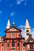 Praha - Czech republic - stock photo
