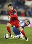 Kevin Gameiro of Sevilla FC - stock photo