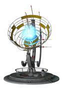 Stock Illustration of Antenna