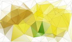 Abstract background, geometric triangle Stock Illustration