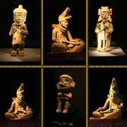 Mystery of The Maya Stock Photos