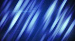 Blue blurred lines seamless loop background 4k (4096x2304) Stock Footage
