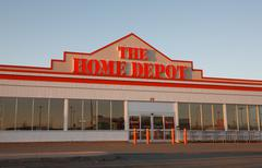 The Home Depot - stock photo
