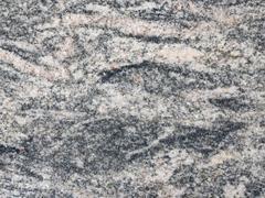 Gray speckled granite Stock Photos