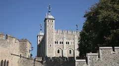 The Tower of London 5 Stock Footage