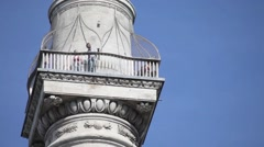 The Monument City of London 5 Stock Footage