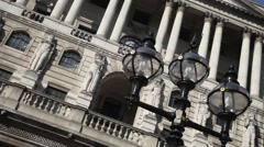The Royal Exchange London 5 Stock Footage