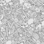 pattern - stock illustration