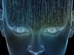 Artificial Mind Stock Illustration