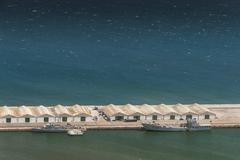 Harbour of Agadir, Morocco Stock Photos