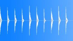 Interface Error Clicks Sound Effect