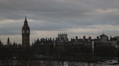 Big Ben/Elizabeth Tower London (B-Roll/Cutaway/GV) | HD 1080 Stock Footage
