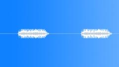 Sound effect Bison 6 - sound effect
