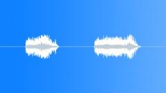 Sound effect Bison 5 - sound effect