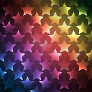 Abstract bright spectrum wallpaper. Vector illustration - stock illustration