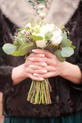 The original bouquet - stock photo