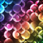 Abstract bright spectrum wallpaper. Vector illustration - stock illustration