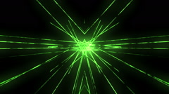 Spinning Lazers 02 Stock Footage