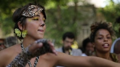 Street Carnival of Rio de Janeiro # 25 Stock Footage