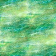 Stock Illustration of paint yellow, blue, green splash ink stain watercolour blob spot