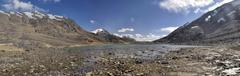 Tajikistan panorama Stock Photos