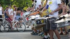 Street Carnival of Rio de Janeiro # 17 Stock Footage