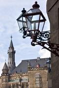 Town Hall, Aachen Stock Photos
