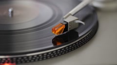 Turntable Moving Camera Stock Footage