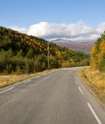 North Norway landscape Stock Photos