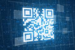 Qr code Stock Illustration