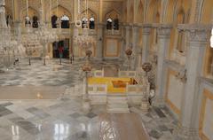 Chowmohalla Palace - stock photo