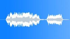 Sound effect, moose 4 - sound effect