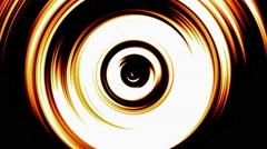 Fractal Spinning Wheel Stock Footage