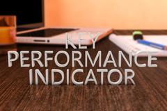 Key Performance Indicator Stock Illustration