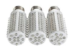 Light diodes for lighting Stock Photos