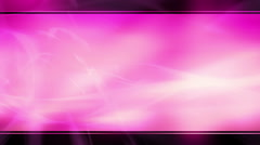 Pink template style abstract loop Stock Footage
