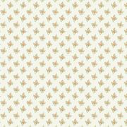 texture print and wale of fabric in beautiful floral pattern - stock photo