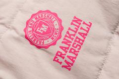 Franklin & Marshall Sign On Modern Woman Jacket - stock photo