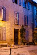 Villages in Provence - stock photo