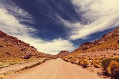 Northern Argentina - stock photo