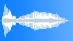 Cartoon pain nasal voice - sound effect
