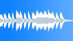 Retro horror theme -2-piano for classic horror movie Sound Effect