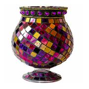 Purple goblet Stock Photos
