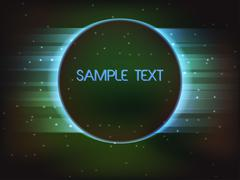 Vector abstract background Stock Illustration