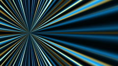 Stock Video Footage of abstract loop motion background, blue light