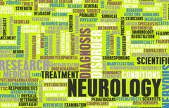 Neurology - stock illustration