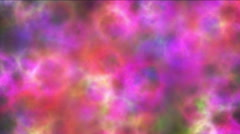 Smoke nebula background 4k Stock Footage