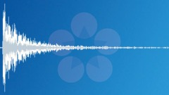 Steel Tank Impact 6 Sound Effect