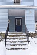 Home, Winter Stock Photos