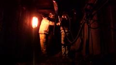 Stock Video Footage of Mining - Maintenance1